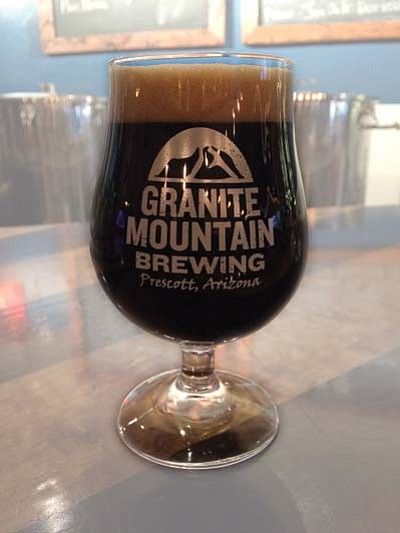 Granite Mountain Brewing's winter ale, 8-Legged Horse, is named after Sleipner of Norse mythology