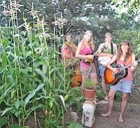 Les Stukenberg/The Daily Courier<br>Just 4 Mama will be on hand playing live music Saturday at Prescott's Earth Day celebration.