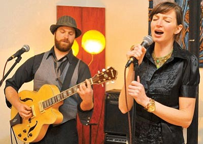 Matt Hinshaw/The Daily Courier, file<br> Tumbledown House performs at Monk's earlier this year.