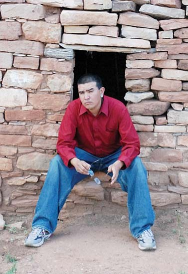 "Navajo/Hopi hip hop artist Yaiva announces the release of his new CD, ""The Essence,"" which coincides with his tour."