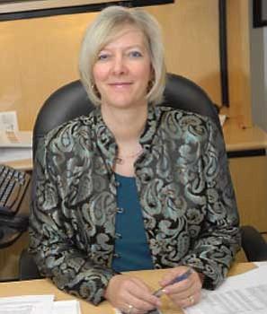 CCC President Leah L. Bornstein