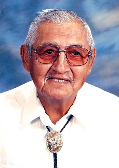 <i>Courtesy photo</i><br> Navajo Code Talker Matthew Martin