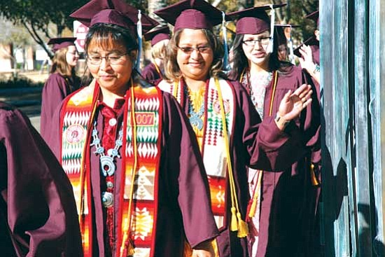 Grant Strengthens Asu Native Teacher Program Navajo Hopi Observer