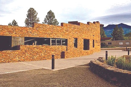 Photo/Will Viktora  Museum of Northern Arizona's Easton Collection Center, 2009.