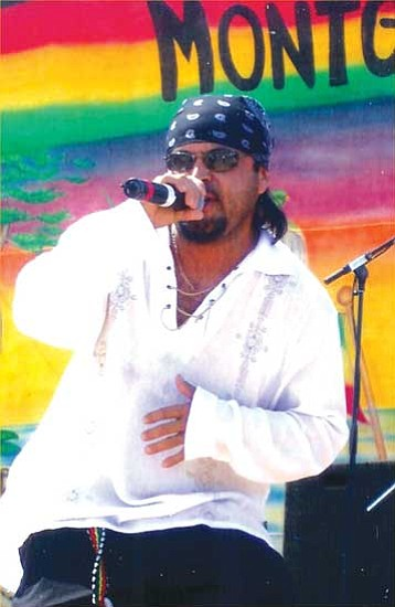 Hopi's Casper and the Mighty 602 Band will perform at a special benefit concert in Phoenix for victims of the Haiti earthquakes and Arizona snowstorms.