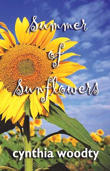 "<i>Courtesy photo</i><br> Front cover photo of ""Summer of Sunflowers,"" by Navajo author Cynthia Woodty."