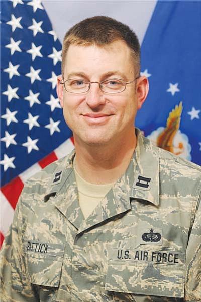 Air National Guard Capt. Thomas G. Bittick
