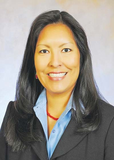 <i>Courtesy photo</i><br> Former U.S. Attorney Diane Humetewa was recently appointed to serve as the special advisor on Native American student affairs to Arizona State University President Michael M. Crow. She succeeds former Navajo Nation President Peterson Zah.