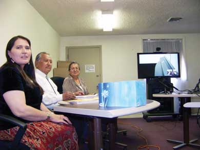 Navajo Nation Supreme Court Conducts First Hearing Using Video Conferencing Technology Navajo Hopi Observer Navajo Amp Hopi Nations Az