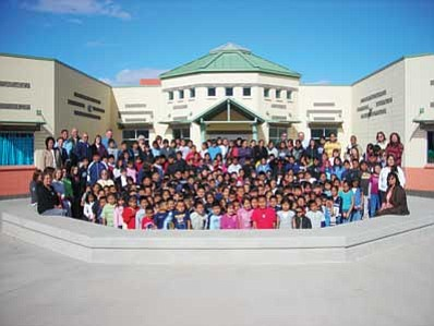 Indian Wells Elementary School Celebrates 10 Year Anniversary