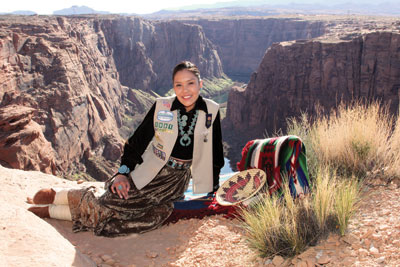 page high girl scout earns national recognition trip to