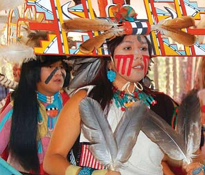 The Hopi Festival of Arts at the Museum of Northern Arizona features traditional dance presentations along with traditional Hopi food and art. Submitted photo