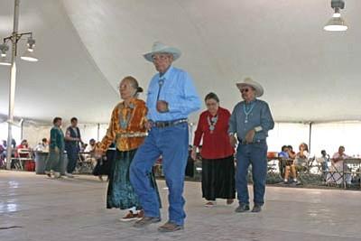 Elder Day during Kayenta's Fourth of July celebration. Submitted photo