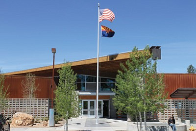 Coconino Community College's Lonetree campus in Flagstaff. Submitted photo