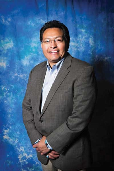 Derrick Watchman, Navajo Nation Gaming Enterprise CEO. Submitted photo