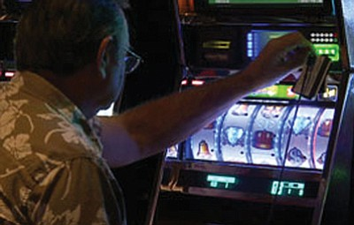 Revenues at Arizona's 22 tribal casinos grew by $50 million, from $1.75 billion in 2011 to $1.8 billion in 2012, according to a recent report. Photo/Cronkite News Watch
