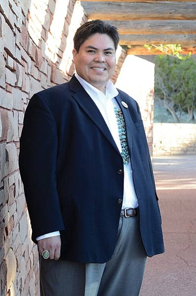 Navajo Nation Councilman Joshua Lavar Butler is running for a seat in the Arizona House of Representatives. Submitted photo