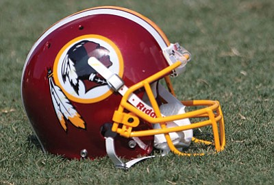 A board of the U.S. Patent and Trademark office ruled that the Washington Redskins can no longer hold trademarks for the team name, saying the term is offensive to Native Americans. Photo/Keith Allison via flickr/Creative Commons