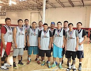 Ruff Ryders win basketball gold at 13th Grand Canyon State