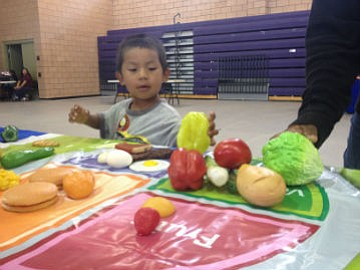 It is never too early to start  teaching young kids the basics of nutrition and the value of exercise, which does more than keep them fit.