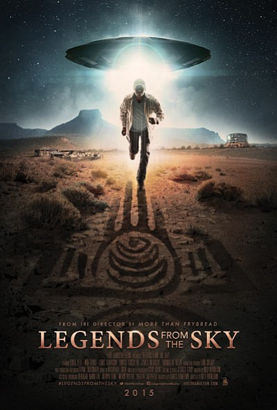 """Legends From the Sky"" opens Jan. 30 at Flagstaff Harkins 11 for a one-week run. Submitted photo"