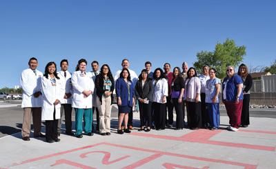 Tuba City Regional Health Care Corporation Earns Level Iii