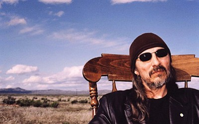 John Trudell passed away at 69. Photo/Tara Trudell