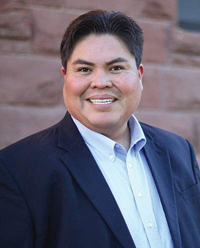 Native Americans for Community Action (NACA) Board President Joshua Lavar Butler. Submitted photo