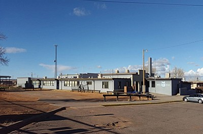 Tonalea Redlake Elementary School was one of seven in the Navajo Nation on the Bureau of Indian Education's priority list for replacement out of just 10 nationally. Photo/Tonalea Redlake Elementary School