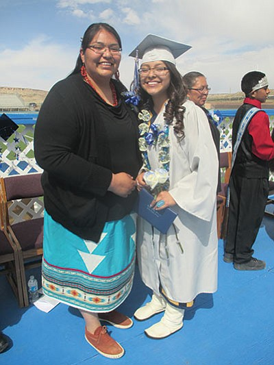Hopi High School Class Of 2016 Celebrates At Bruin Stadium Navajo