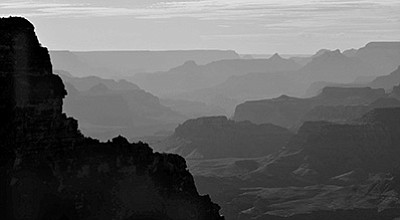 The Grand Canyon South Rim. Photo/Isabel Menzel