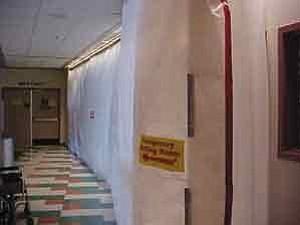 Photo courtesy Hopi Health Care Center <BR><BR> Hopi Health Care Center renovations are now under way.