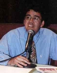 Michael Connor, Democratic counsel for U.S. Senate Energy and Natural Resources Committee
