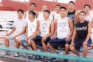 Stan Bindell/Observer  Hopi High boys cross country team is hoping to win its 16th straight state championship.
