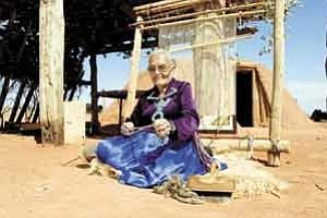 Photo courtesy of Westin Kierland Resort & Spa <BR><BR> Renowned Monument Valley weaver  is one of 10 who will be recognized in Phoenix on Sept. 18 as a 2005 Arizona Culturekeeper.