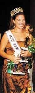 2006 Miss New Mexico USA Onawa Lacy