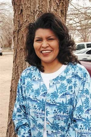 Lynette Goldtooth-Begay