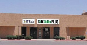 Courtesy Photo Grand opening festivities AT T&R Dollar Plus Store located in Tuba City, are set to begin at 1 p.m. and conclude at 4 p.m., Friday, July 21.