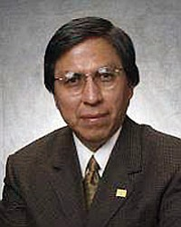 Navajo Nation Councilman Leonard Tsosie.