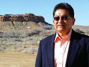 Hopi Chairman Ben Nuvamsa was granted an extension of his chairmanship at a hearing held May 30 at the Hopi Tribal Courts. He and his staff will be allowed to remain in office until the next scheduled trial date set for June 22 (Photo Courtesy of Ben Nuvamsa).