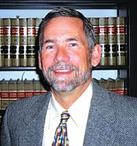 David Rozema, Chief Deputy, Coconino County Attorneys Office.