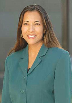 Mary Kim Titla, candidate for Arizona Congressional District One (Photo courtesy of Mary Kim Titla).