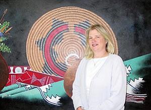 Dr. Kathleen Harner of the new Balancing Motherhood clinic (Courtesy photo).