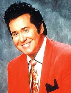 Mr. Las Vegas, Wayne Newton (Internet photo).