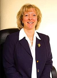 Leah Bornstein, new CCC president (Courtesy photo).