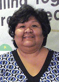 Sharlene Navaho (Courtesy photo)