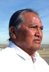 Navajo Nation Chief Justice Herb Yazzie