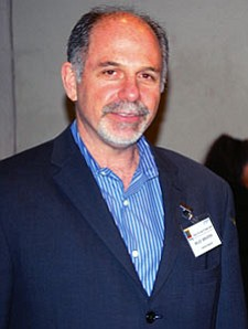 Dr. Bruce Bernstein, new SWAIA executive director (Photo courtesy of SWAIA).