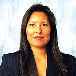 Diane J. Humetwa (Hopi), newly confirmed U.S. Attorney for Arizona (Photo courtesy of U.S. Attorney's Office, District of Arizona).