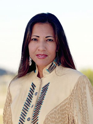 Mary Kim Titla, candidate for Arizona's 1st Congressional District (Courtesy photo).